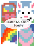 Easter Fun - 120 Chart Myster Pictures!