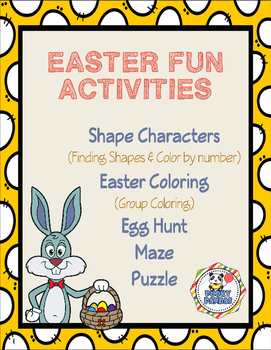 Easter Fun Activities