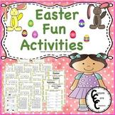Easter Fun Activities