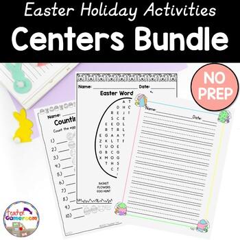 Easter Fun Activity Bundle