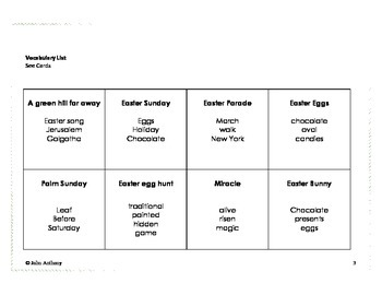 Easter Fun Activity,Game.