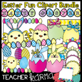 Easter Fun BUNDLE of Clipart