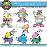 Easter Fun Clip Art Set 2