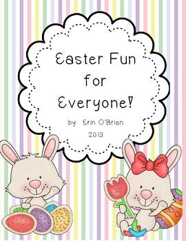 Easter Fun For Everyone!