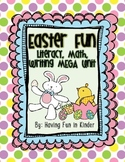 Easter Fun Literacy, Math, and Writing MEGA Unit