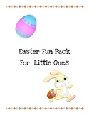 Easter Fun Pack for Little Ones