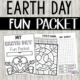 Earth Day for 2nd Grade | Earth Day Activity Pages