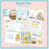 Easter Fun Preschool Pack