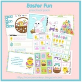 Easter Fun Preschool Pack