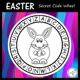 Easter Fun - Secret Code Wheel