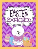 Easter: Easter Activities, Easter Centers & Easter Games