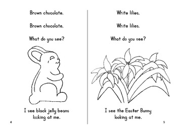 Easter Fun Book - Yellow Chick, Yellow Chick