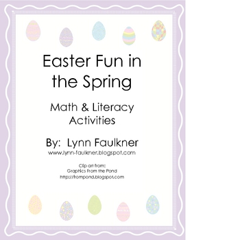 Easter Fun in the Spring