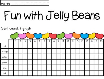 Easter Fun with Jelly Beans, a Math Extension