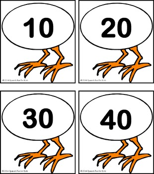 Easter Fun with Numbers