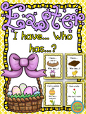 """Easter - Game """"I have... Who has...?"""""""