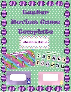 Easter Game Template
