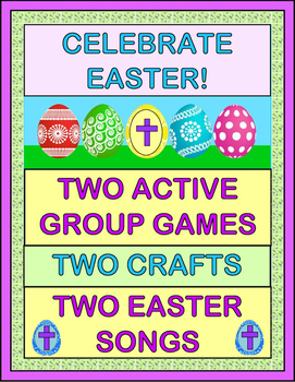 Easter Games Celebrate Easter With Two Group Games Crafts