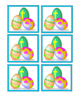 """""""Easter Games!"""" -- Celebrate Easter with TWO Group Games, Crafts, and Songs"""