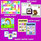Easter Games Set