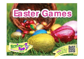 Easter Games worksheets