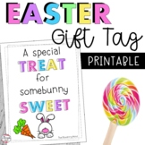 Easter Gift Tag
