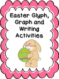 Easter Glyph, Graph & Writing Activities