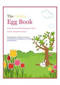 Easter: Golden Egg Book, Reader's Theater, Reading Response