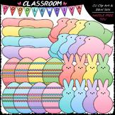 Easter Goodies 1 - Clip Art & B&W Set