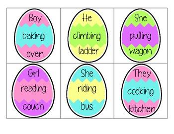 Easter Grammar!