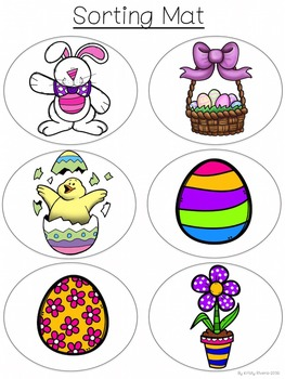 Easter Graphing