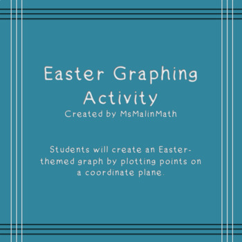 Easter Graphing Activity
