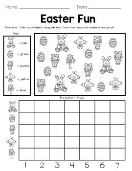 Easter Graphing Fun