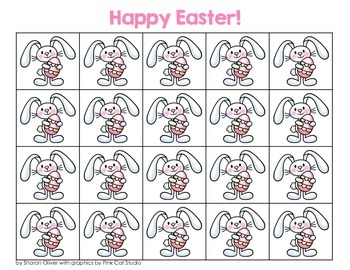 Easter Grid Games