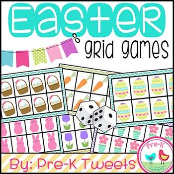 Easter Grid Games
