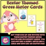 Easter Gross Motor Cards
