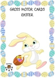 Easter Gross motor cards