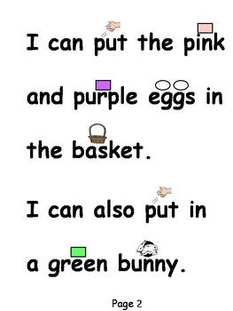 Easter Guided Reading Books