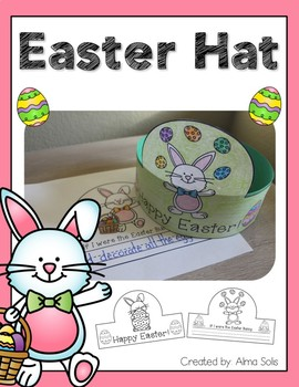 Easter Hat (headband)
