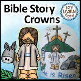 Easter - The Easter Story Bible Story Crowns / Hats (Religious)