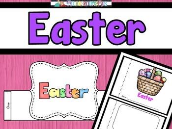 Easter - Headband / booklet