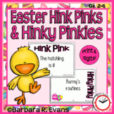 EASTER HINK PINKS HINKY PINKIES Critical Thinking Vocabulary Development GATE