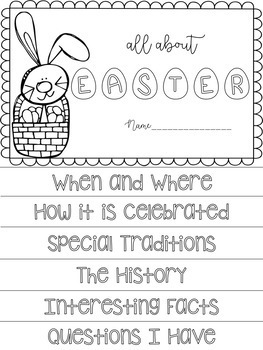 Easter History and Activities