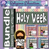 Easter: Holy Week Bundle for Juniors {Bible Theme}