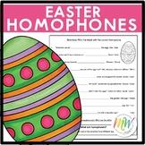 Easter Homophones