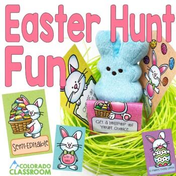 Easter/Spring Hunt Fun