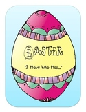 Easter I Have Who Has