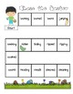 Easter Inflectional Endings Game
