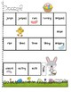Easter Phonics Inflectional Endings Small Group Game