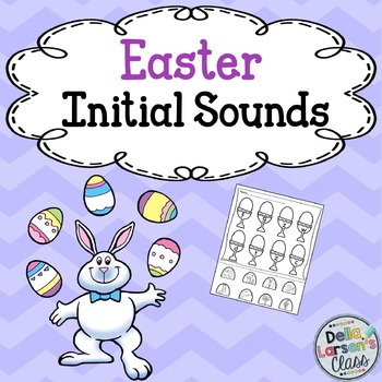 Easter Initial Sounds
